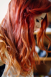 Red-ombre-hair-