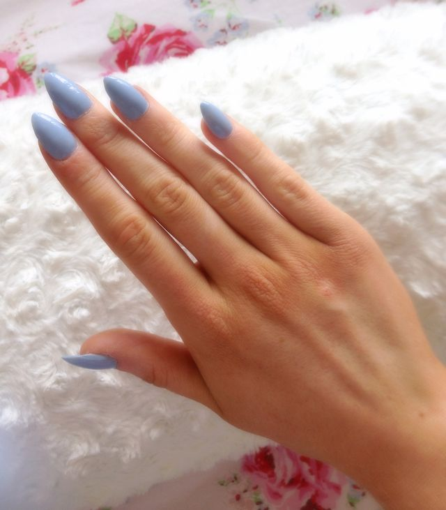Almond acrylic nail color ideas joy studio design gallery best design